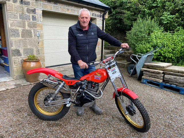 BZS Racing Parts - Honda RS 250 trial
