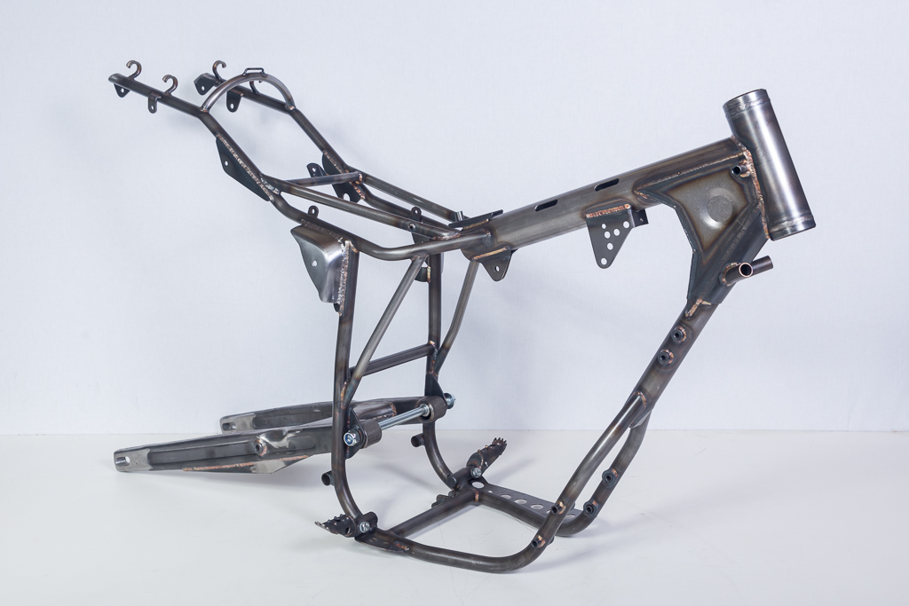 BZS Racing Parts - Simson frame